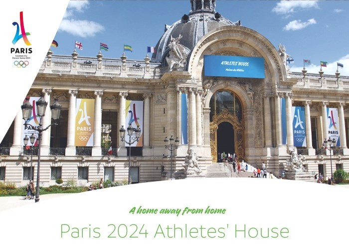 Paris 2024 unveil plans to hold Athlete Hospitality House in Petit Palais