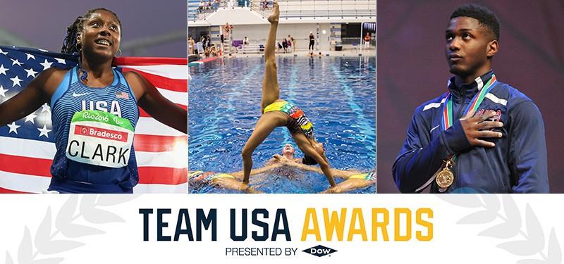USOC announces Best of June honours for Team USA Awards