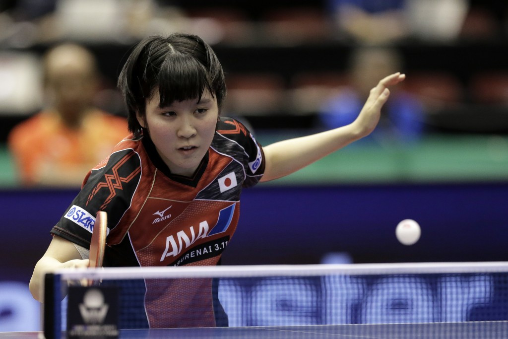 Miu Hirano became the youngest winner of the event when she triumphed last year ©Getty Images