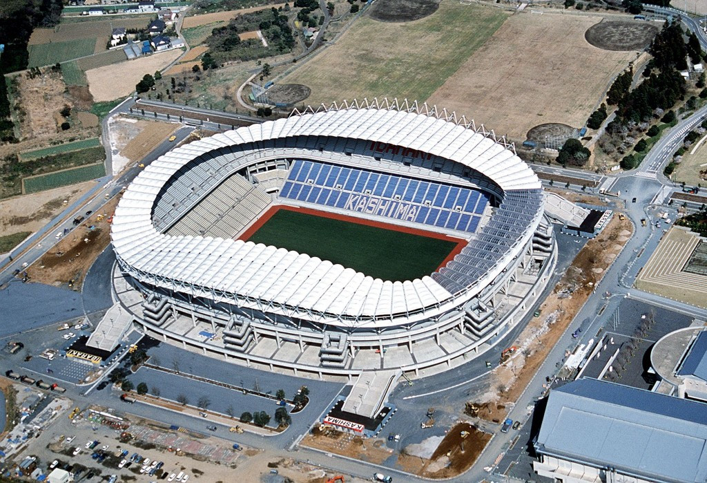 Kashima to stage Olympic football in 2020