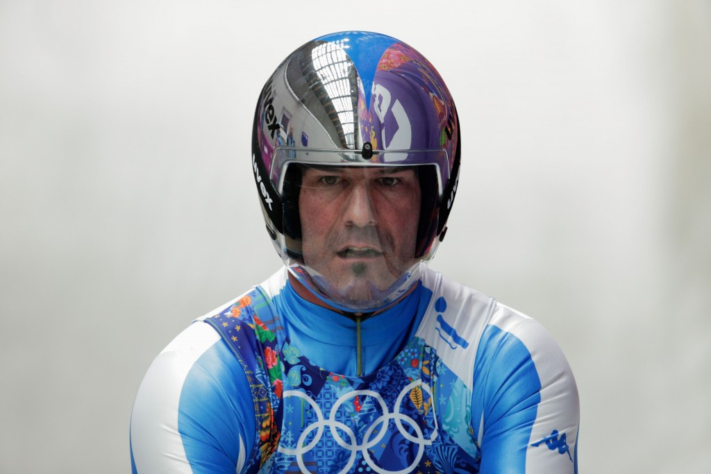 Italian luge legend Armin Zöggeler is among six candidates standing to become a member of the IOC Athletes' Commission ©Getty Images