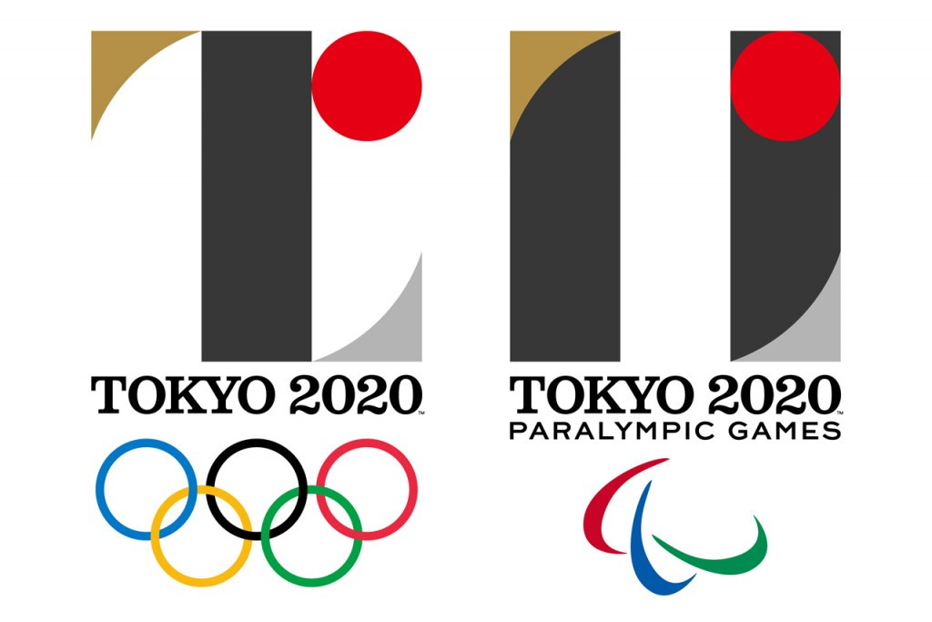 The logos for the Tokyo 2020 Olympic and Paralympic Games have been unveiled ©Tokyo 2020