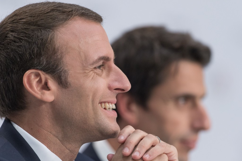 Macron claims France is ready to host Olympics