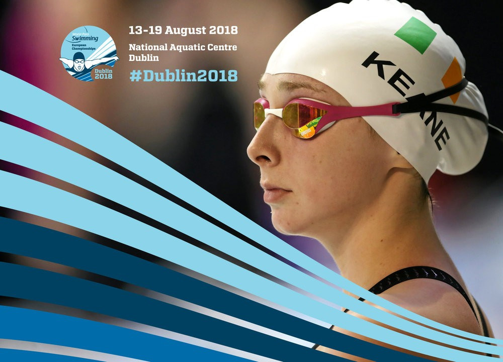 Dublin has been chosen to host next year's Para Swimming European Championships ©Paralympics Ireland