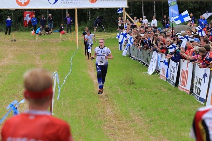 Finland and Switzerland win gold medals at Junior World Orienteering Championships