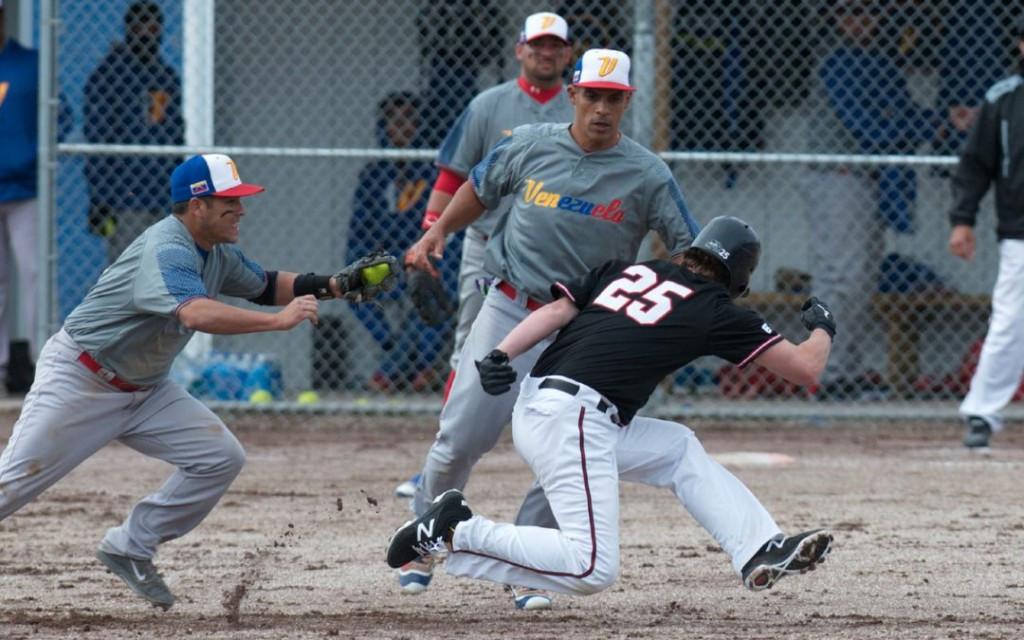 Venezuela stun world number one ranked New Zealand at Men's Softball World Championships