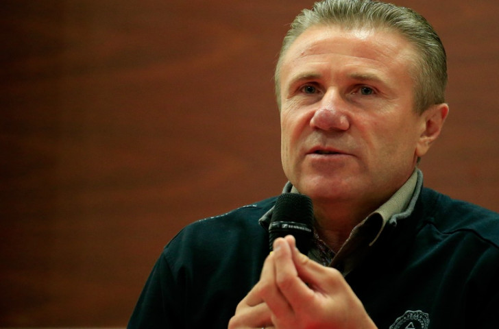 Ukraine's Sergey Bubka pledged  earlier this month to become a full-time President of the IAAF if he is successful in next month's election in Beijing ©Getty Images