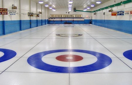 The Heather Curling Club will be one of two venues used ©Heather Curling Club