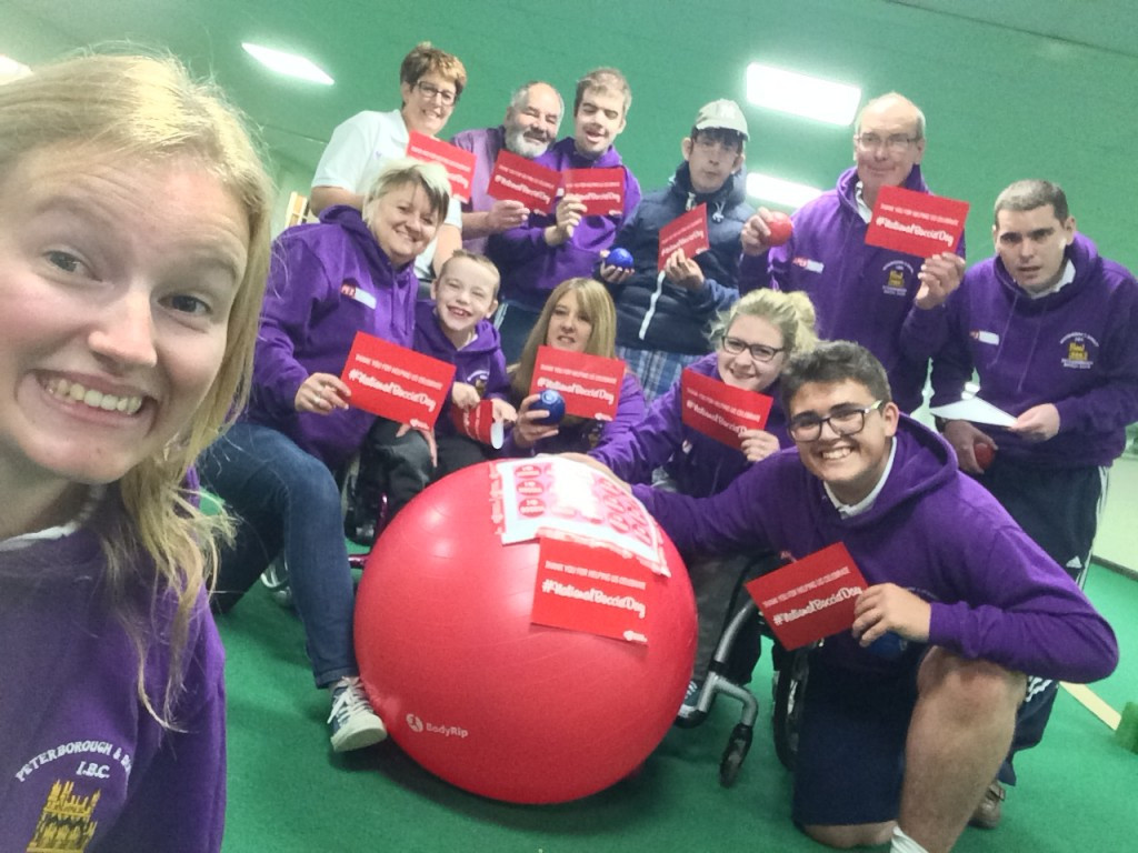 Boccia England will hold the second edition of their National Boccia Day next month ©Boccia England