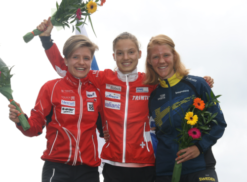 Ojanaho and Aebersold win second golds at  Junior World Orienteering Championships
