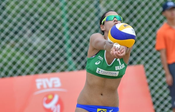 Steady start made by defending champions at FIVB Beach Under-21 World Championships