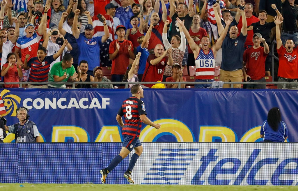 Morris brace saves USMNT in 3-2 win over Martinique