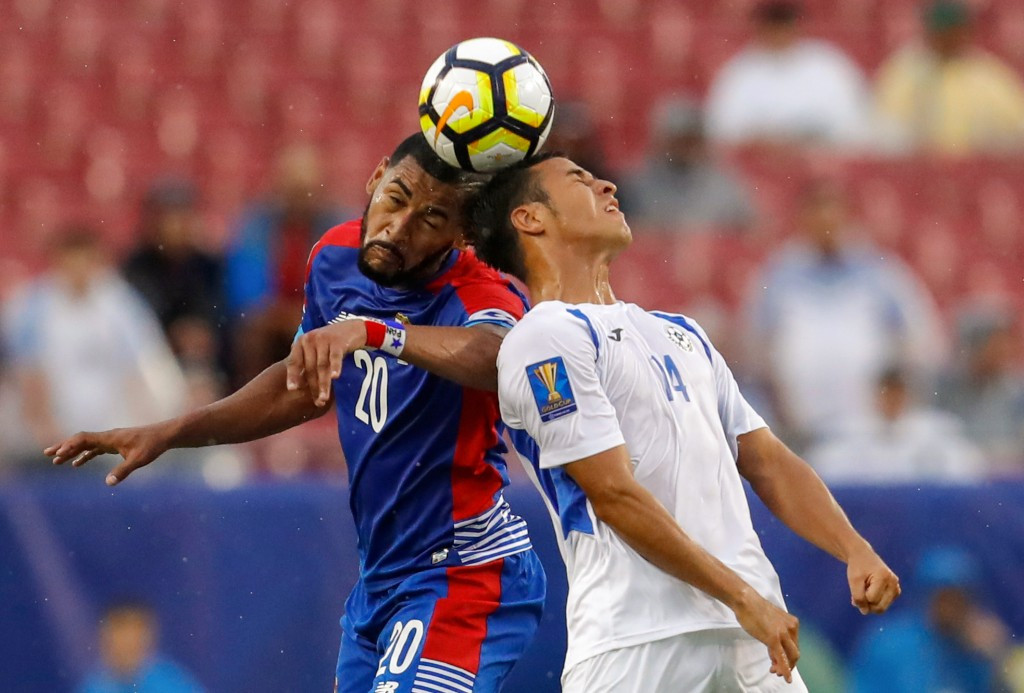 Panama defeated Nicaragua 2-1 in Tampa ©Getty Images