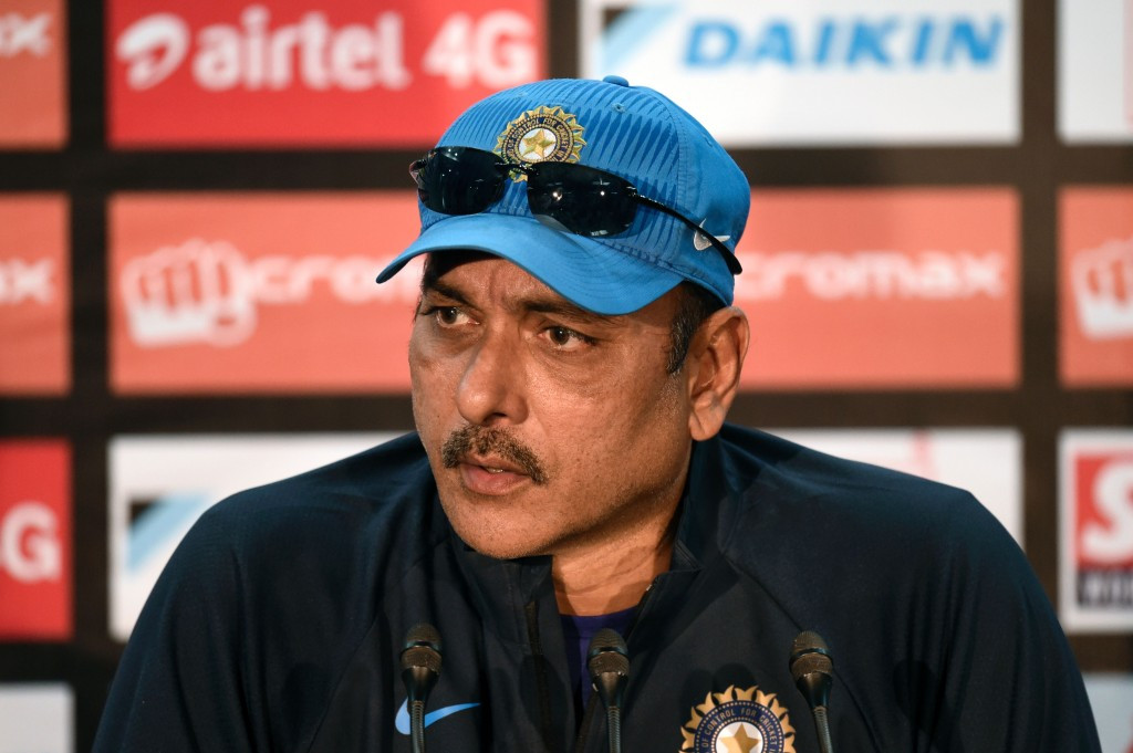 Shastri appointed head coach of India men's cricket team
