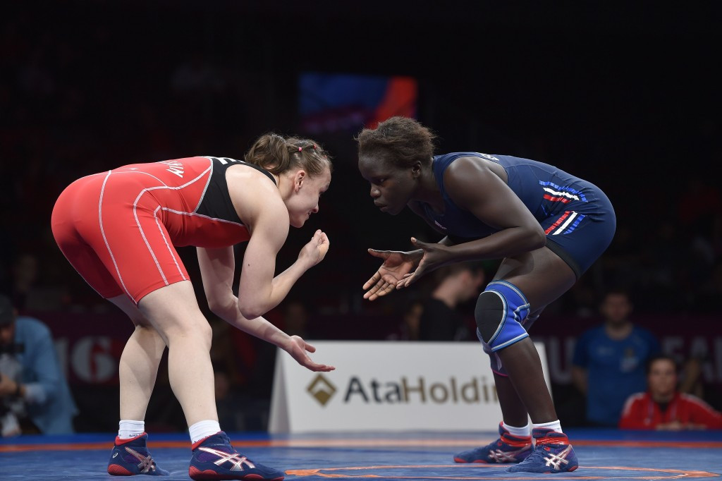 Bullen rises in UWW rankings after European Championship success
