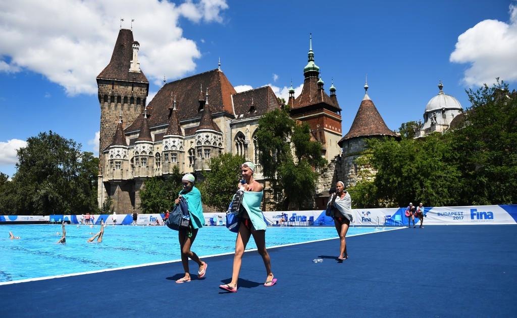 FINA World Aquatics Championships set to begin in Budapest