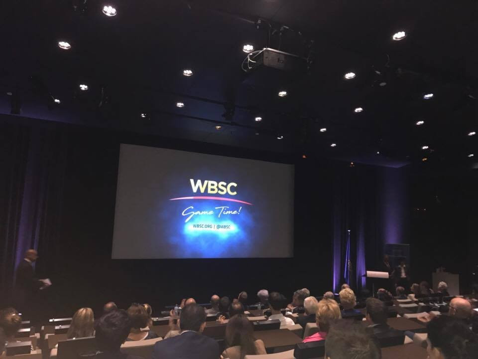 New slogan unveiled by WBSC as Olympic vision outlined