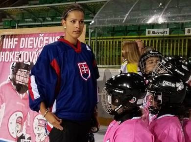 Ex-Olympian appointed general manager of Slovak women's ice hockey team
