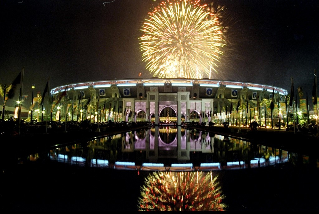Kuala Lumpur also hosted the 1998 Commonwealth Games ©Getty Images