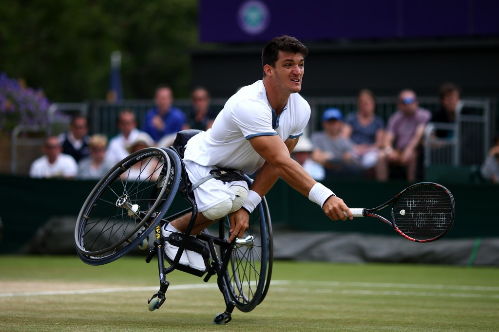 Gustavo Fernandez is safely through to the final ©Getty Images