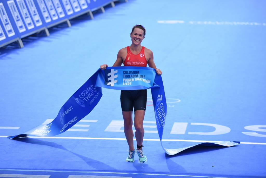 Hamburg set to stage World Triathlon Series and Mixed Relay World Championships
