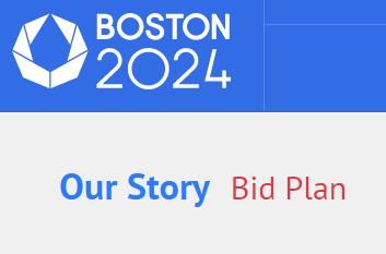 Boston 2024 make public initial bid plans amid