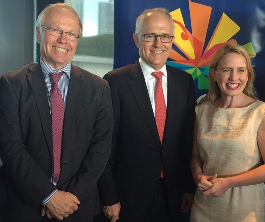 Australian Prime Minister promises successful Gold Coast 2018 as final venue opens
