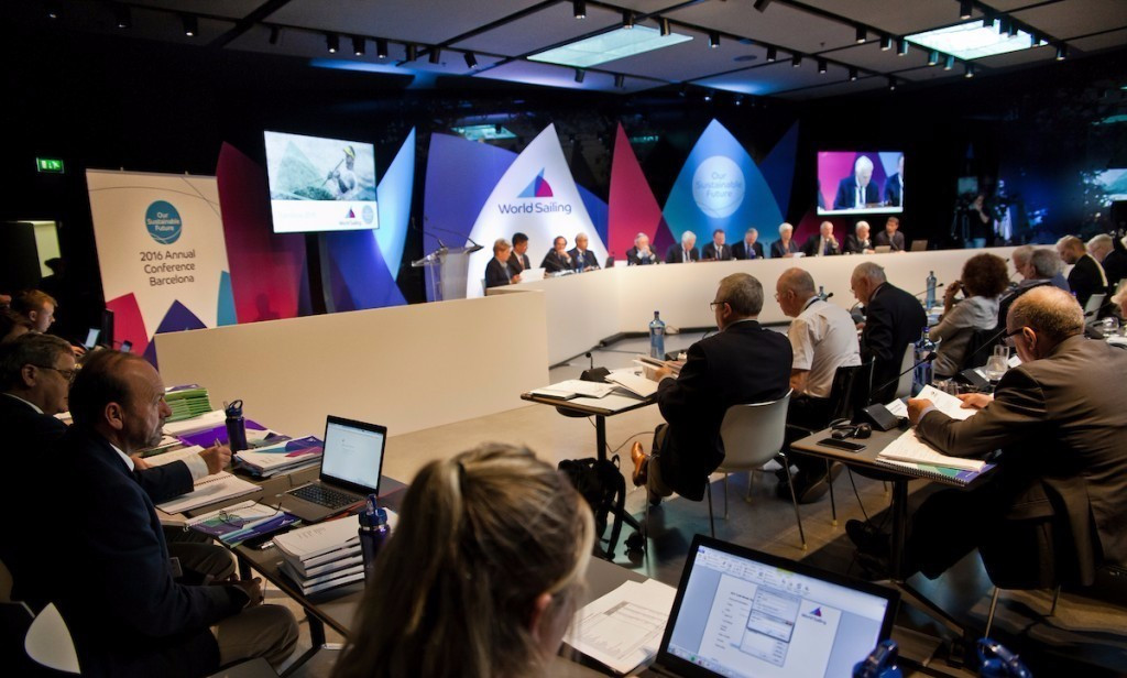 World Sailing invites bids to host Annual Conference in 2019