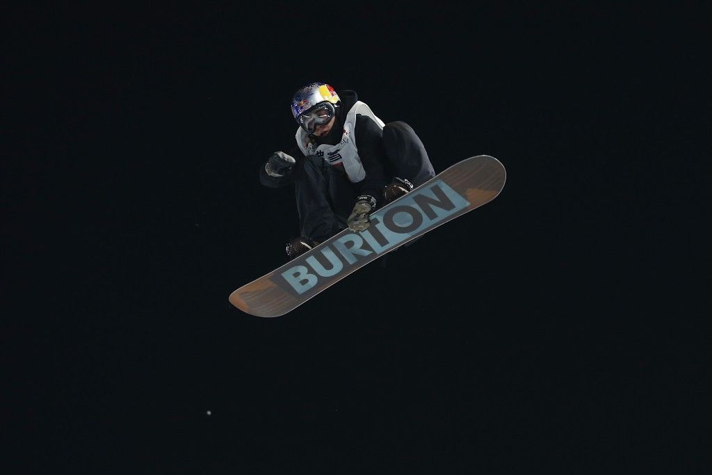 Canada's Mark McMorris won the men's Best Action Sports Athlete award at the ESPY awards.©Getty Images