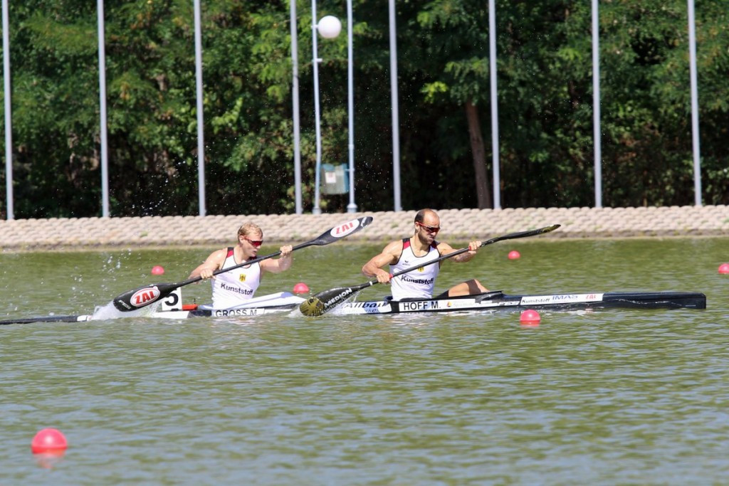 Favourites safely through to finals of 2017 European Canoe Sprint Championships
