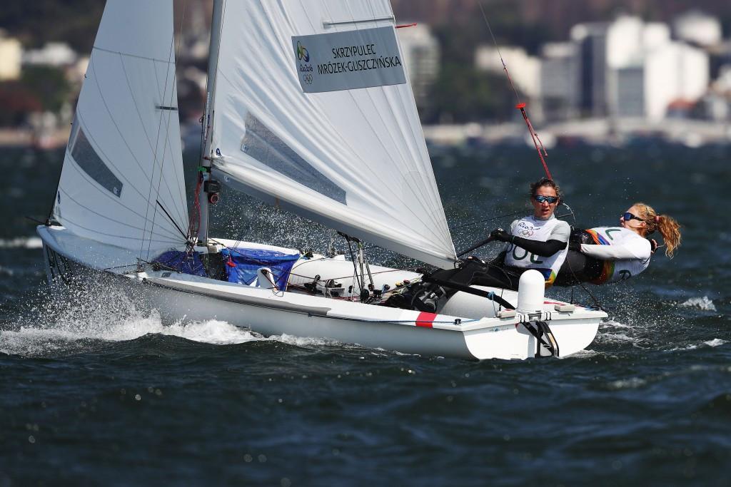 Polish pair seal 470 World Championships title in Thessaloniki