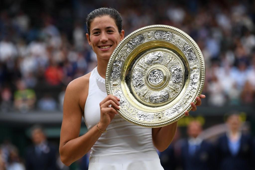 Muguruza defeats Williams to win second Grand Slam title at Wimbledon