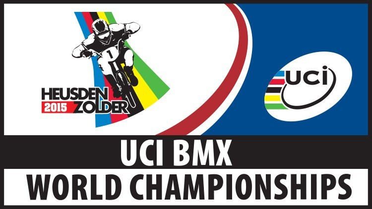 France claim double time trial gold at UCI BMX World Championships