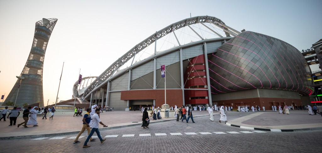 FIFA have denied receiving a letter calling for Qatar to be stripped of the 2022 World Cup ©Getty Images
