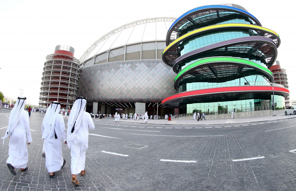 Seven countries have severed diplomatic ties with Qatar ©Getty Images