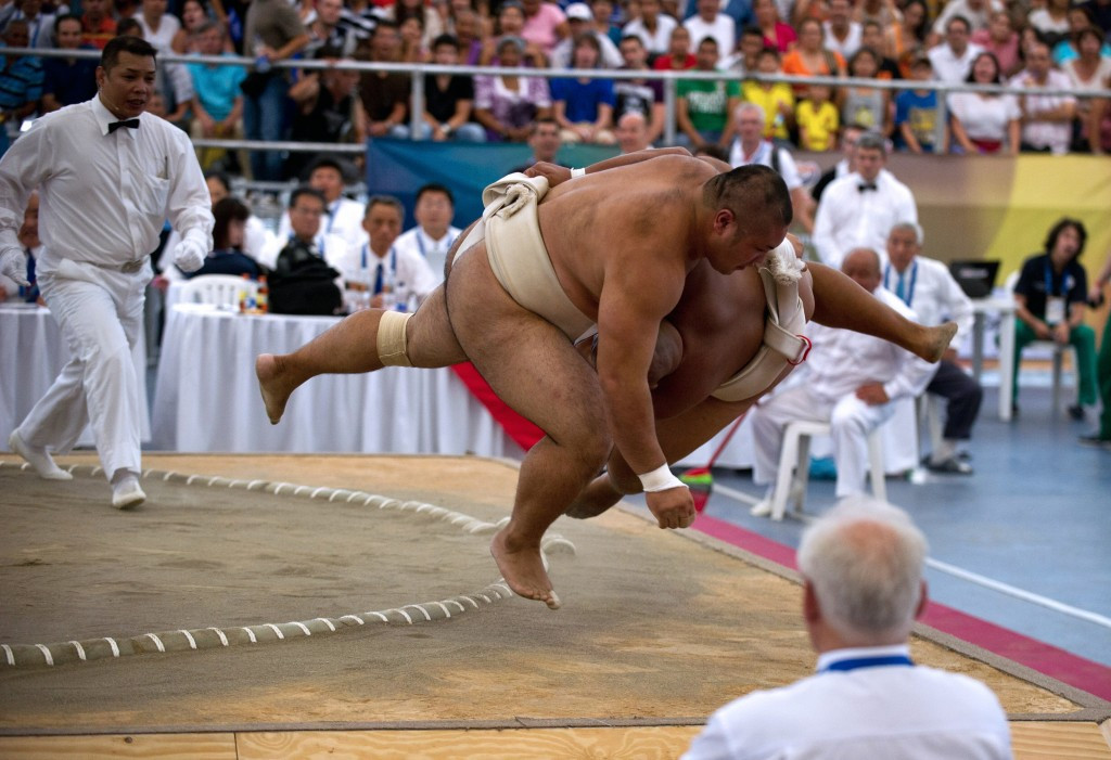 Sports which are not on the Olympic progamme receive a showcase at the World Games