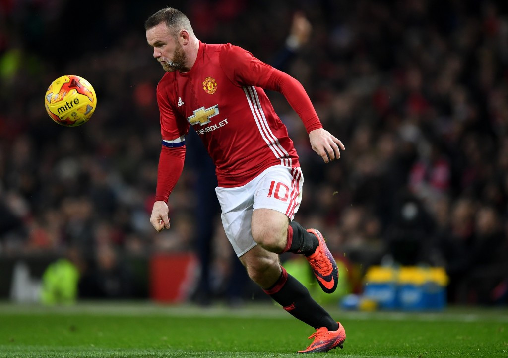 Wayne Rooney was once banned for swearing into a camera, while Conor McGregor's expletive ridden rants are dubbed entertainment ©Getty images