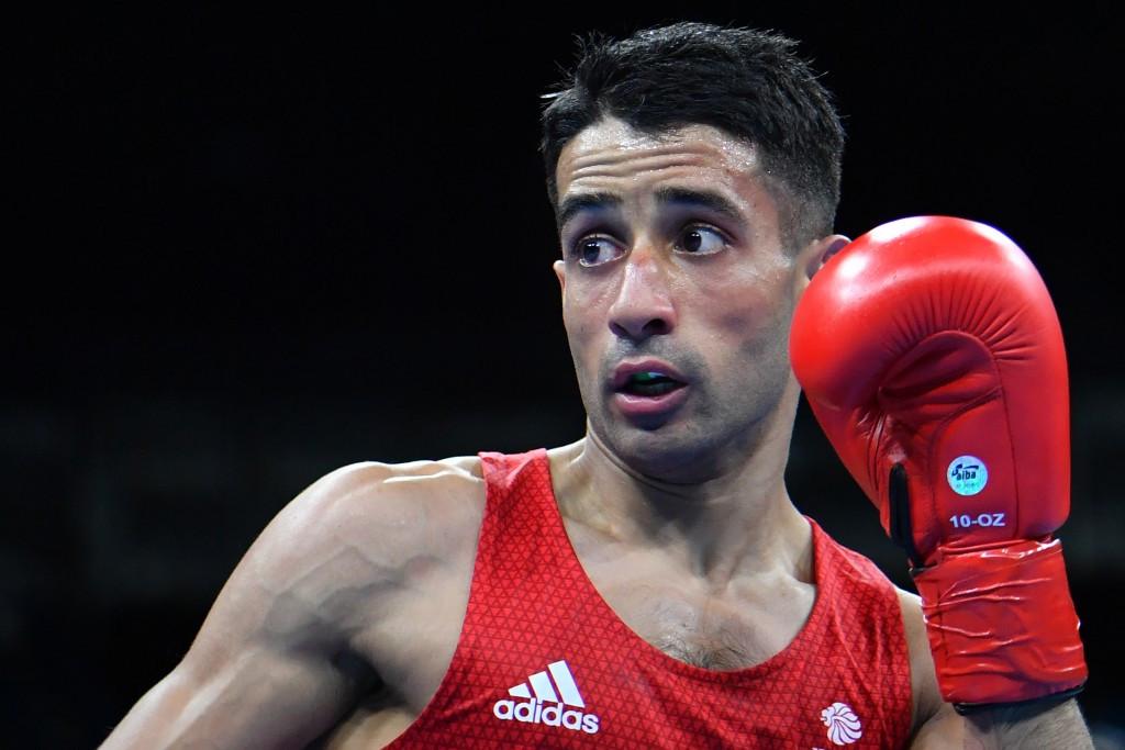 Qais Ashfaq competed for Great Britain at Rio 2016 ©Getty Images