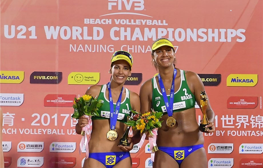 Reigning champions defend title as Brazil secure double at FIVB Under-21 World Championships