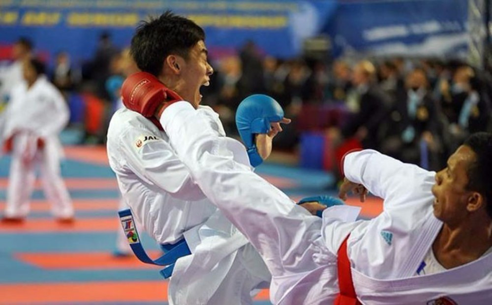 Several clashes between young and experienced athletes will take place in the finals ©WKF