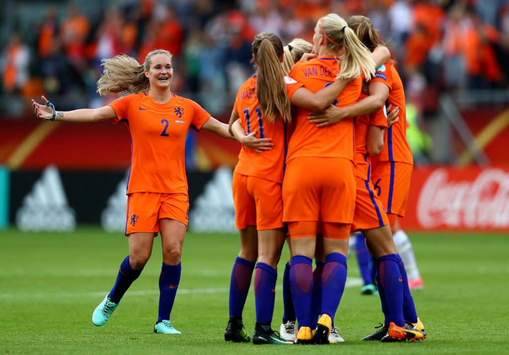 Hosts off to successful start at UEFA Women's European Championships