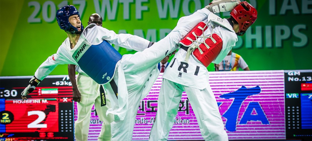 World Taekwondo has opened the bidding process for its major events from 2019 to 2024 ©World Taekwondo
