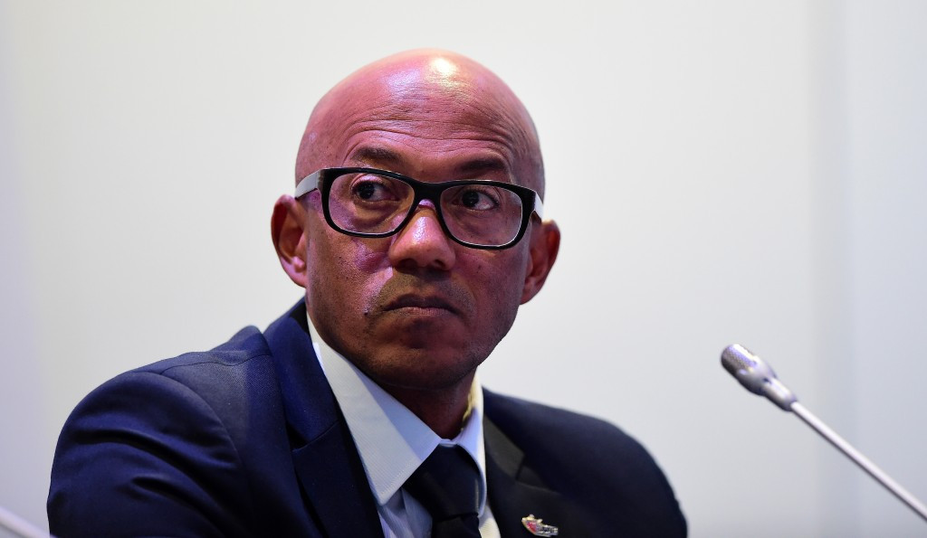 Frankie Fredericks Suspended from IAAF Council