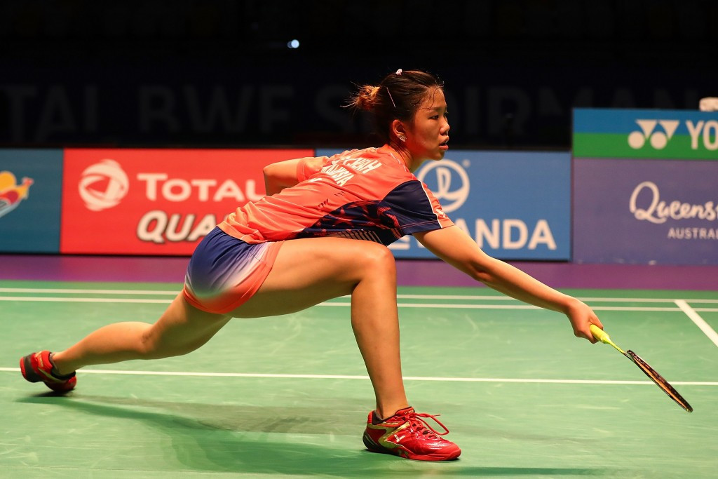 Malaysia's Soniia Cheah is the top seed in the women's singles competition ©Getty Images