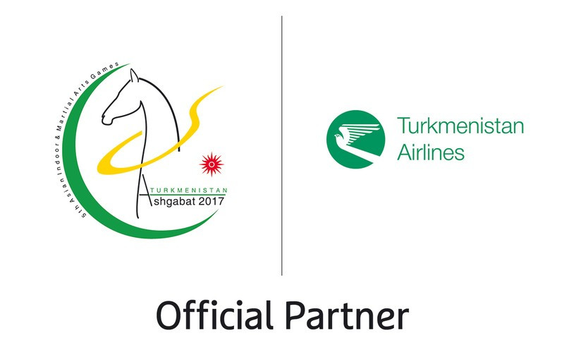 Turkmenistan Airlines has become the first national brand to join the Ashgabat 2017 Asian Indoor and Martial Arts Games as an official partner ©Ashgabat2017/Turkmenistan Airlines