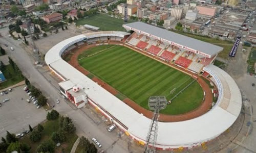 The Canik 19 Mayis Stadium will host the Opening Ceremony  ©Deaflympics