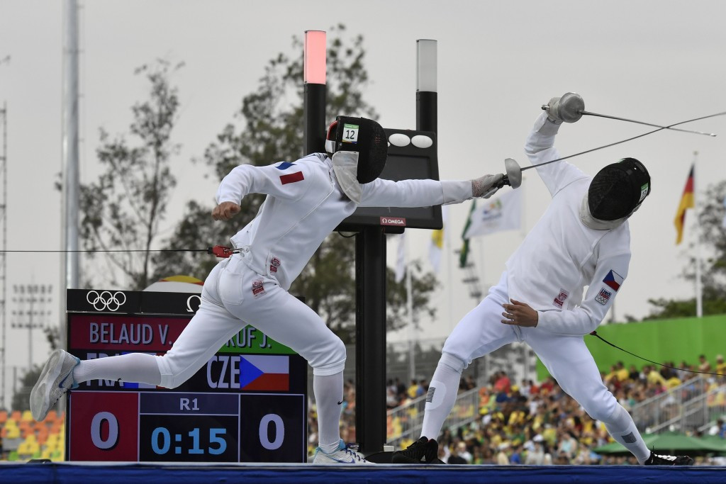 Modern pentathlon will take its World Cup Final to Tokyo ©Getty Images