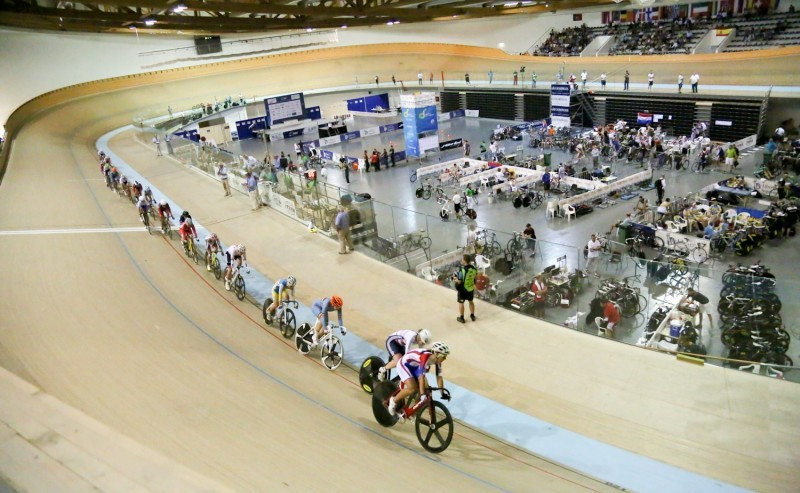 Cyclists heading to Portugal for European Junior and Under-23 Championships