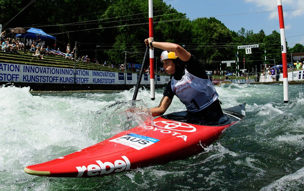 Fox among stars hoping for ICF Canoe Slalom Under-23 and Junior World Championship glory