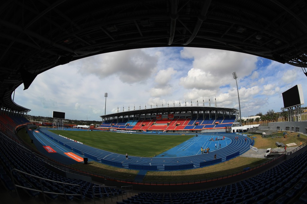 The Thomas A. Robinson Stadium will be one of the main venues for the Games ©Getty Images